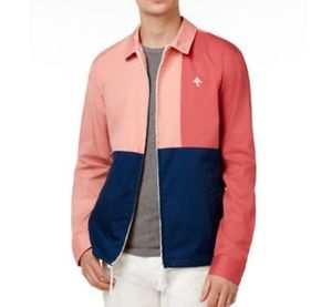 Lrg ColorBlock Tourist Cotton Jacket NWT